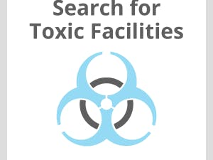 Locate toxic facilities with EPA data using Temboo