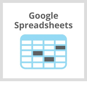 Post Data to a Google Spreadsheet with Temboo