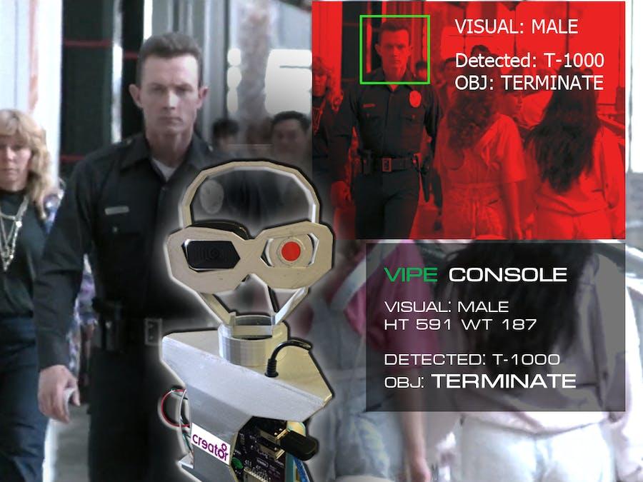 Terminator Vision System