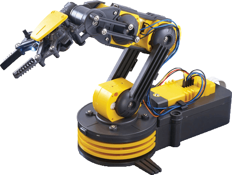 M-RAC (Multi-Robotic Arm Control)