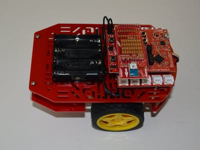 Teaching Mechatronics with MSP430 LaunchPad Racerbot