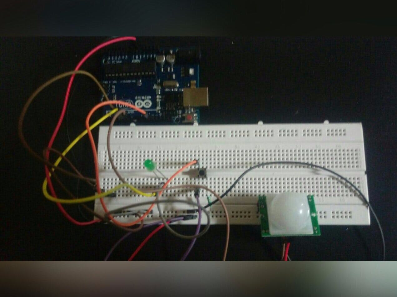 Buzzer Alarm System With Help Of Arduino