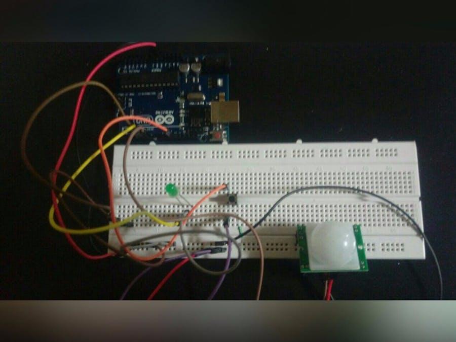 Buzzer Alarm System With Help Of Arduino
