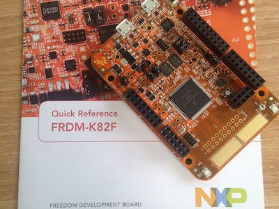 Getting Started with FRDM-K82F