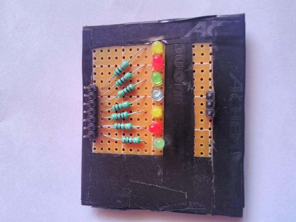 Arduino Output Tester using LED #Xolcano