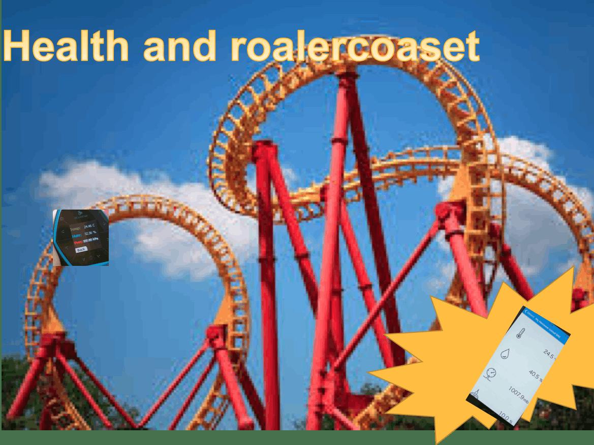 Roller Coaster Ride analysis