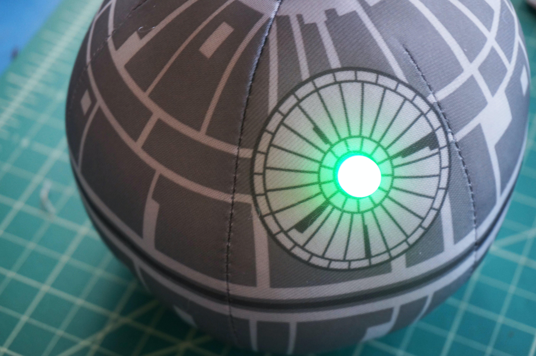 Arduino Controlled Death Star