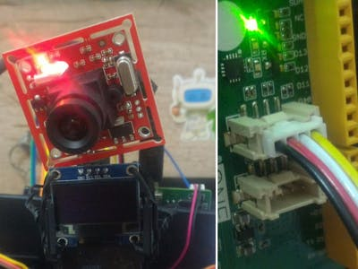 Grove Serial Camera with Linkit ONE