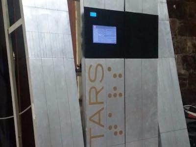 TARS: Interstellar movie robot