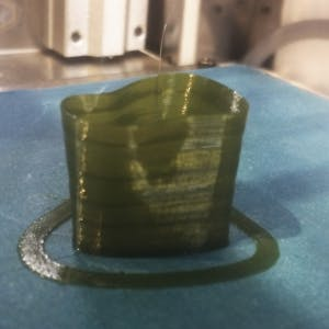 3D Printing: Using The Skirt Feature To Get Perfect Prints