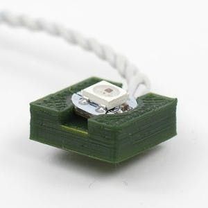 A Lego Compatible LED Brick