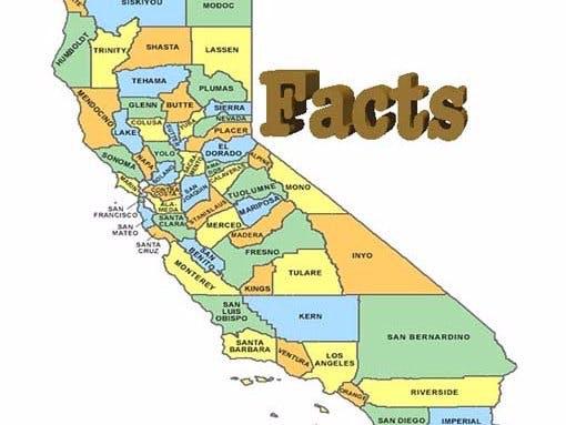 California Fun Facts