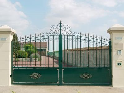 Open your Gate with your Smartphone