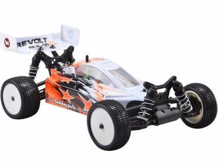Control Your RC Car With Your Android Tablet