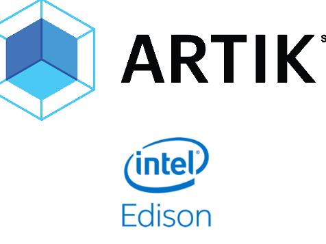 Temperature Monitoring with Intel Edison and ARTIK Cloud