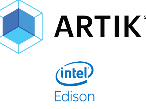 Temperature Monitoring with Intel Edison and ARTIK Cloud