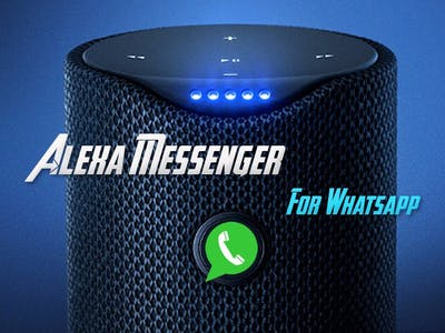 Alexa Messenger for Whatsapp