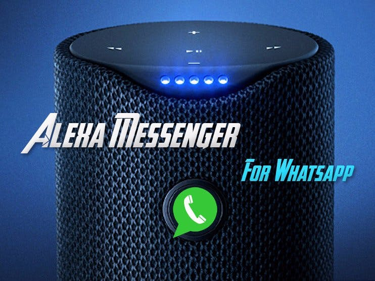 Alexa Messenger for Whatsapp - Hackster io