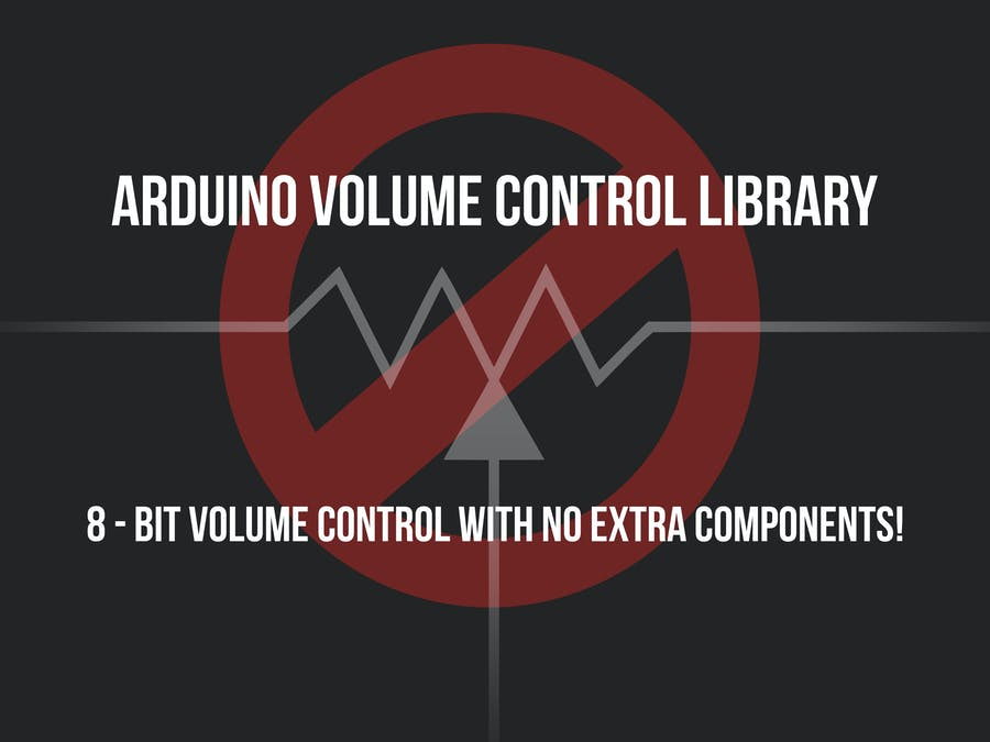 Tone() with 8-bit Volume Control - No Extra Components! - Arduino