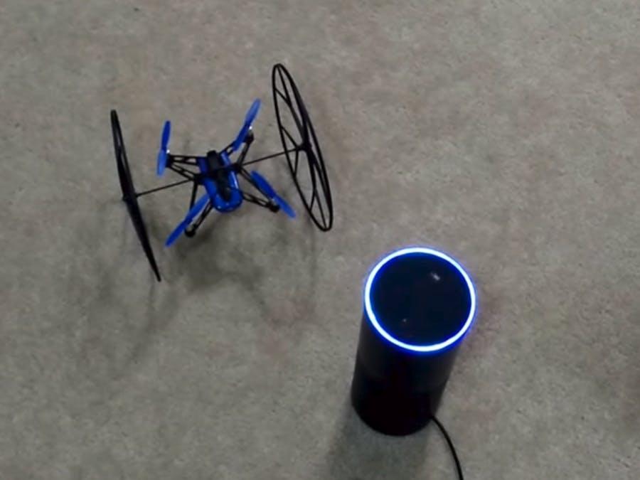 Alexa, Tell Echobot To Fly