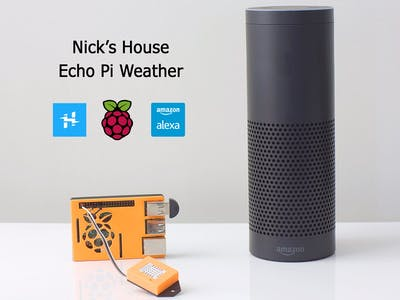 Nick's House - Echo Pi Weather