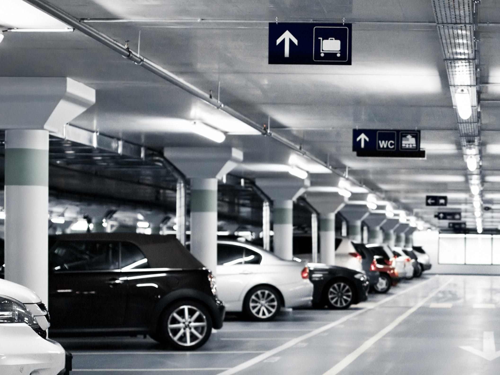 Parking Availability System