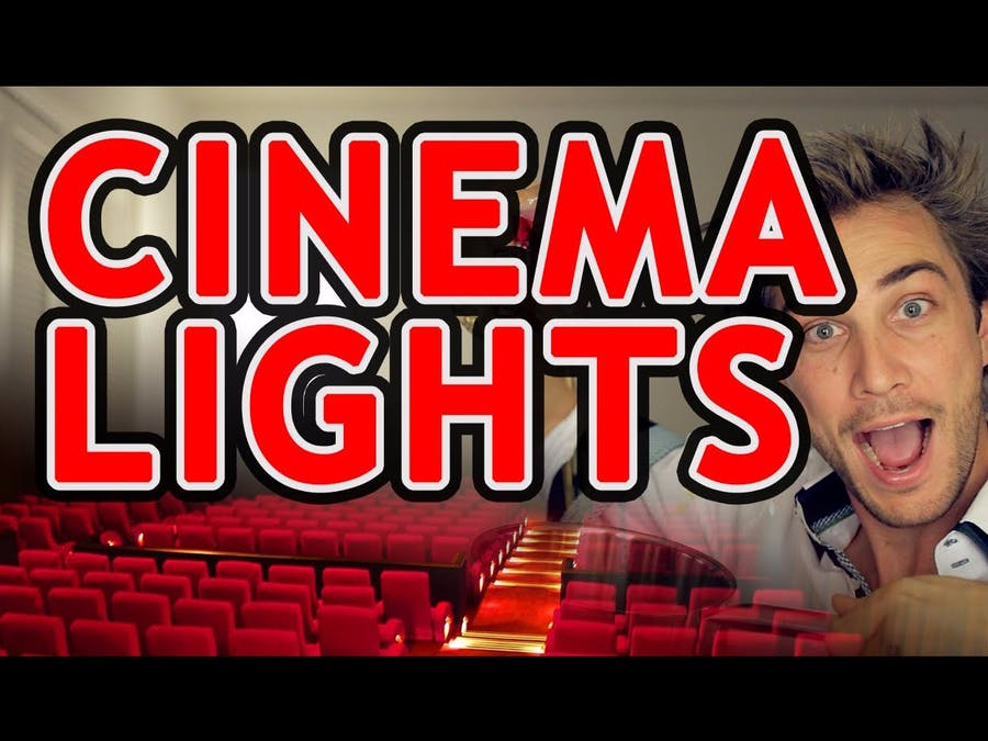 Home Cinema Lights (Connected Bulbs)