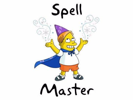 Spell Master - Alexa Skill