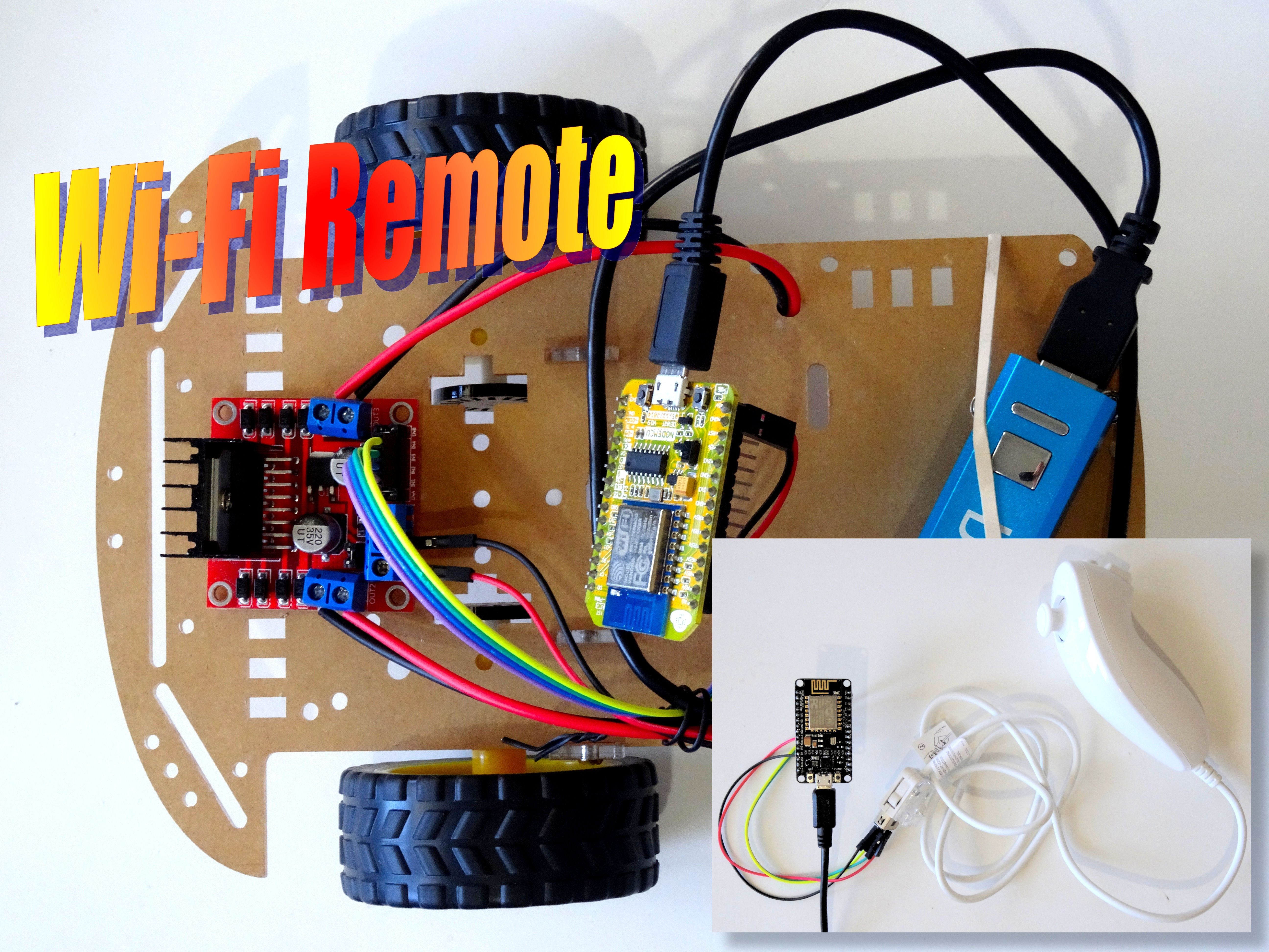 Wii Nunchuck Wire Diagram 25 Wiring Images Nunchuk Esp8266 And Wifi Remote Control Car Robot Hackster Io Dsc03403normalizededitednewautocompress2cformatw900h675fit