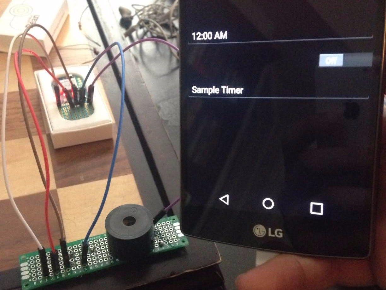 Diffuse Bomb Alarm Clock App Using Xamarin
