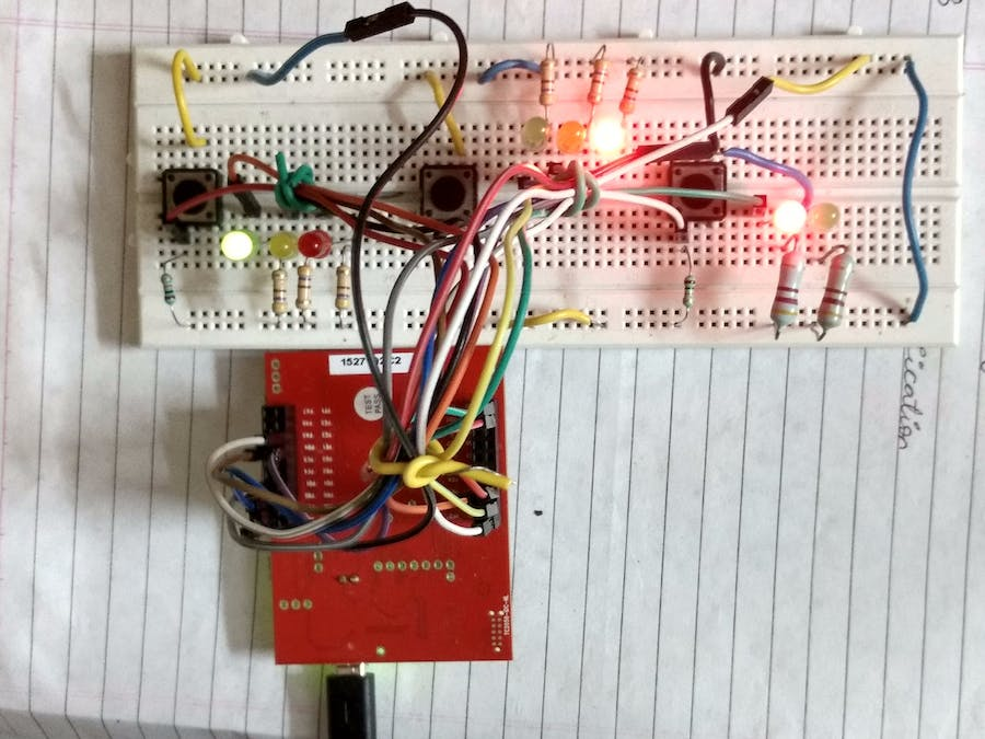 Traffic_Lights Using Tiva - Hackster io