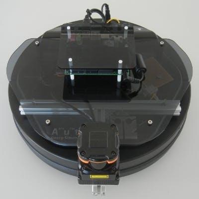 2D SLAM and Autonomous Path Planning