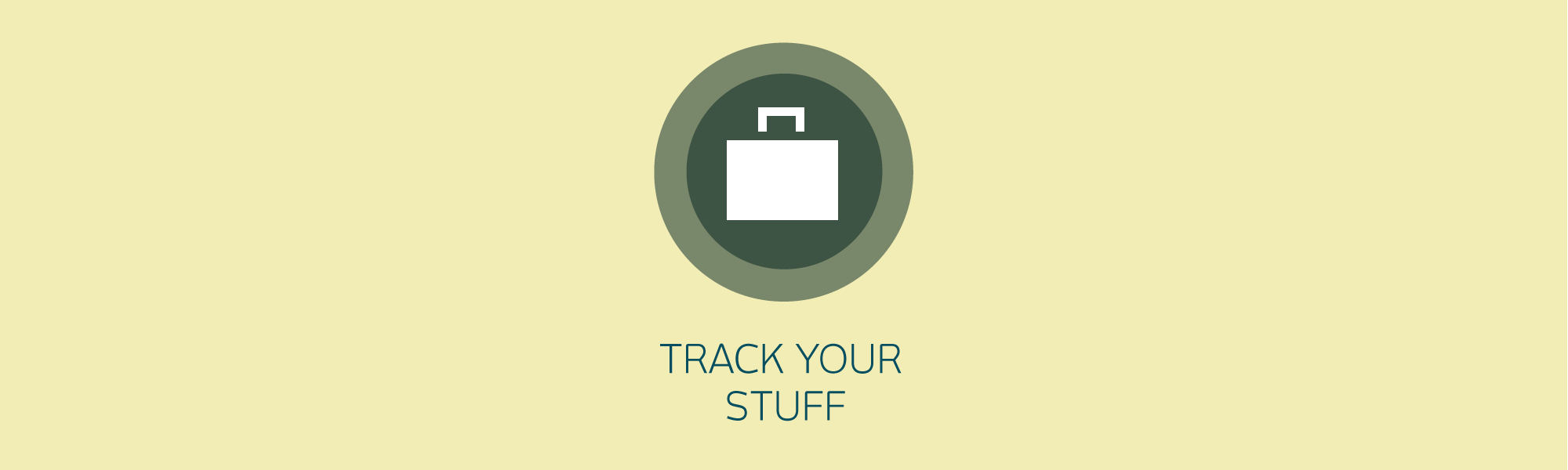 Track Your Stuff