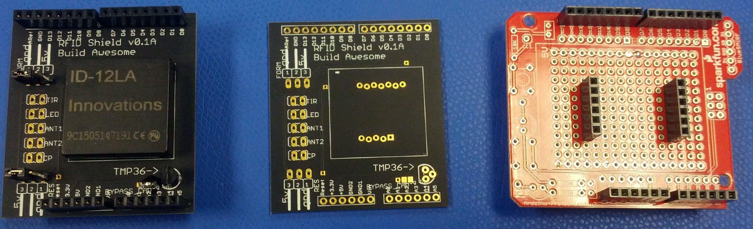 RFID Shield V0.1 : Build Awesome