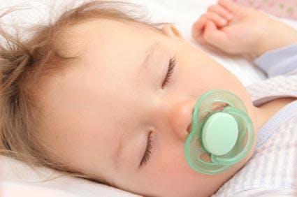 Smart Baby Pacifier