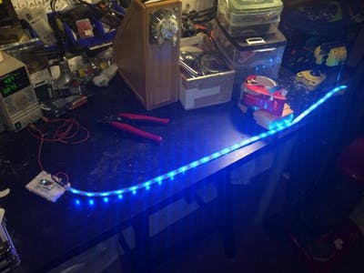 Kid Proof Smart LEDStrip