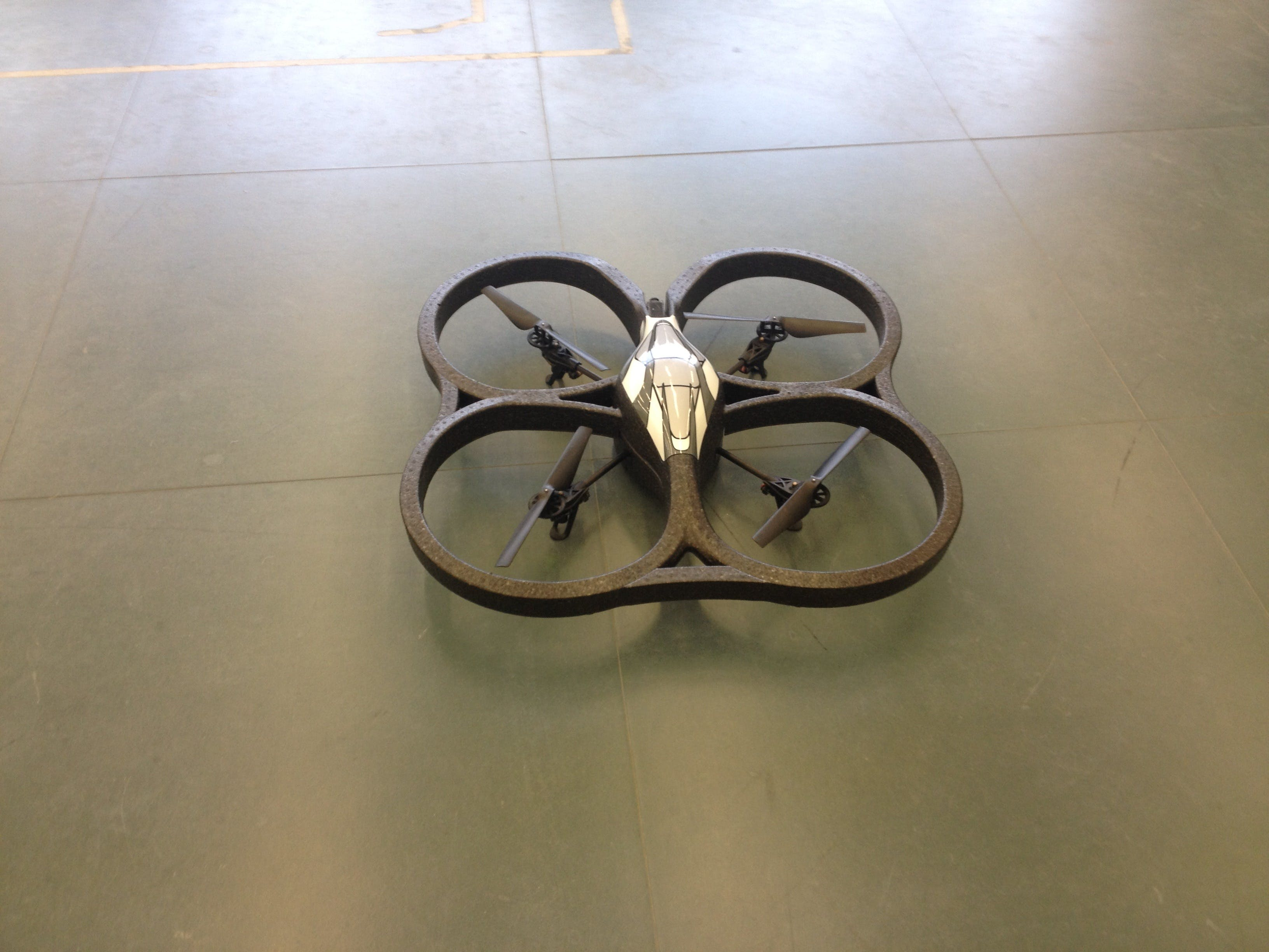 Control a Parrot AR Drone with Linino