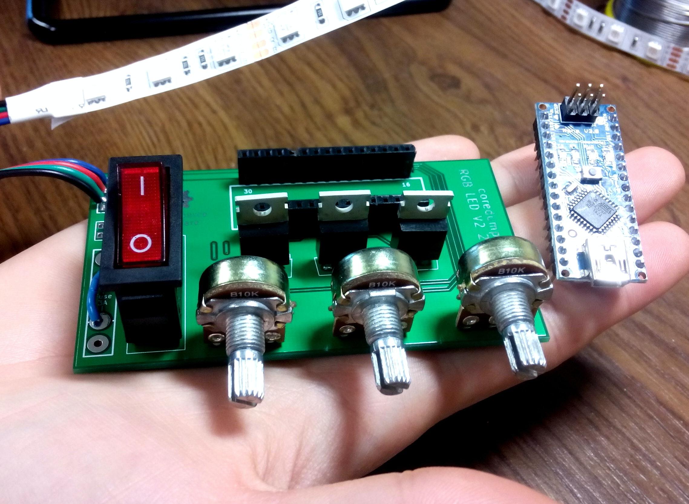 2014 12 20_14.36.21?auto=compress%2Cformat&w=900&h=675&fit=min arduino controlled rgb led strip hackster io Esp8266 RGB Strip at edmiracle.co