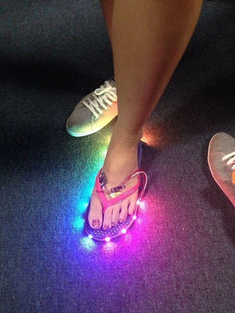 Shining Show with LED Strip & Xadow