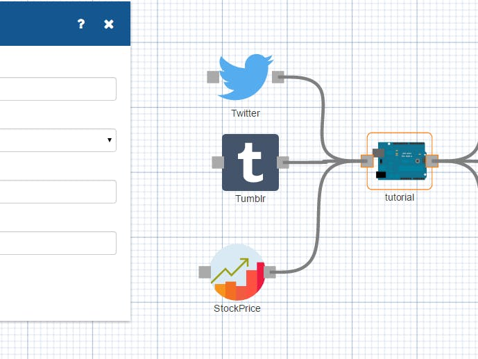 Using arduino with meshblu virtual serial port hackster