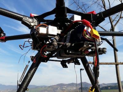 Wifi Hacking Drone