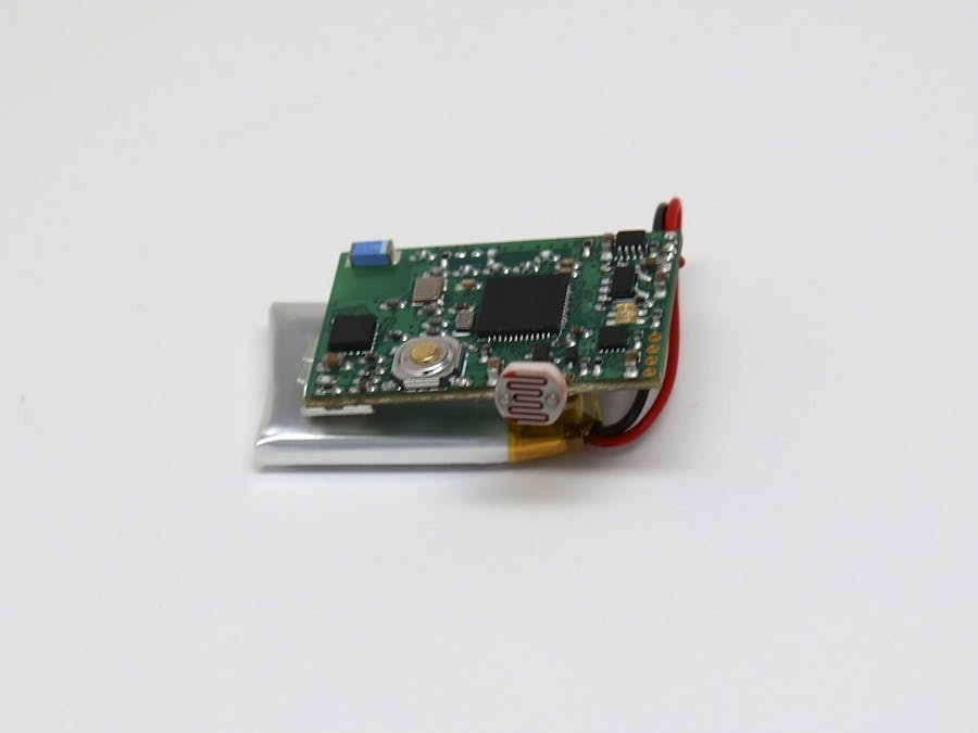 MetaLight - BLE Ambient Light Sensor