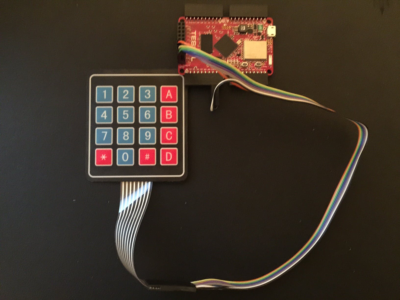 tessel-matrix-keypad