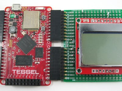 Nokia 5110 Graphic LCD DIY Module