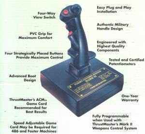 ThrustMaster® Mark II FCS: The Resurrection