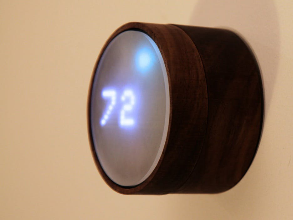 Open source Nest-alike learning thermostat