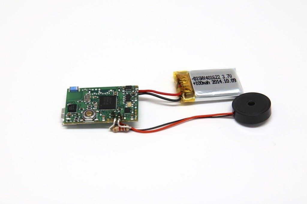 MetaLoud - Bluetooth Alarm