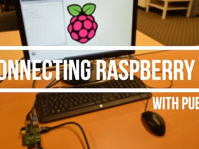 Connect Raspberry Pi to PubNub in 2 Steps