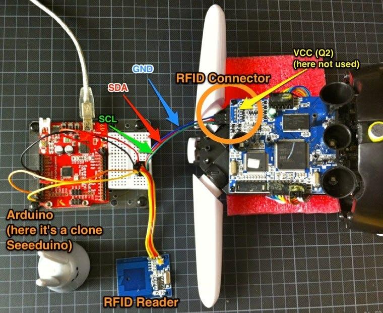 NabaztagInjector – An Arduino RFID Hack