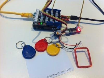 RFID Door Opener